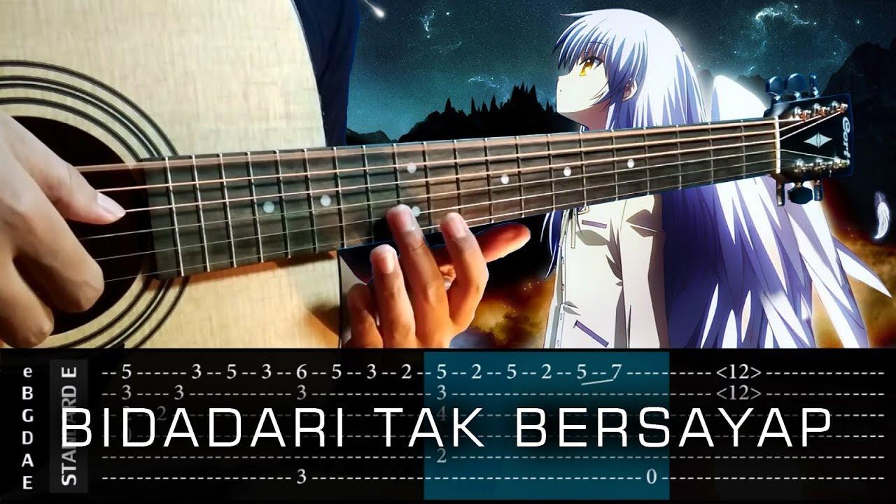 bidadari-tak-bersayap-anji-vvxo-fingerstyle-tab
