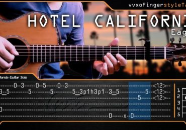 eagle - hotel california